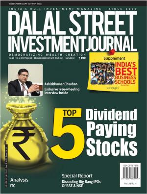 Dalal Street Investment Journal Vol 32 Issue no 04,January 23, 2016