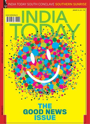 India Today-30th January 2017