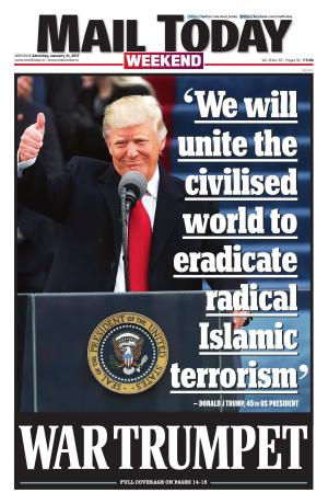 Mail Today issue January 21, 2017