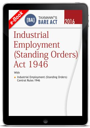 Industrial Employment (Standing Orders) Act 1946