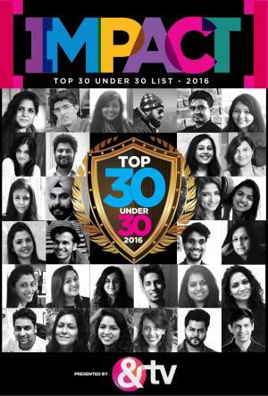 TOP 30 UNDER 30 2016