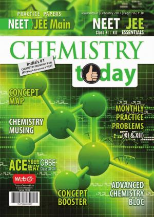 Chemistry Today- February 2017