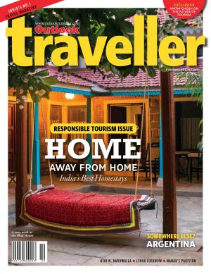 Outlook Traveller, February 2017