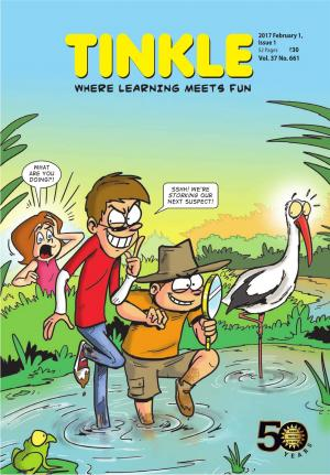 TINKLE FEBRUARY 2017  ISSUE 1