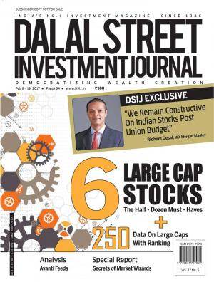 Dalal Street Investment Journal Vol 32 Issue no 05,February 06, 2017