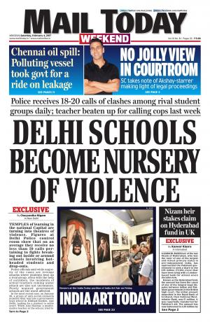 Mail Today issue February 4, 2017