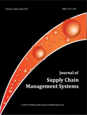 Journal of Supply Chain Management Systems - Read on ipad, iphone, smart phone and tablets