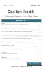 Social Work Chronicle