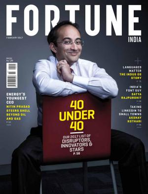 Fortune India February Issue 2017