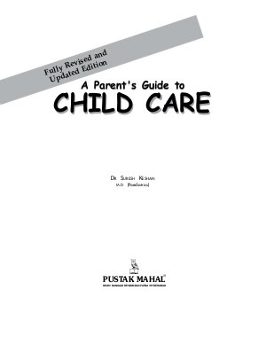 A Parent's Guide to Child Care - Read on ipad, iphone, smart phone and tablets