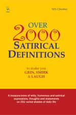 Over 2000 Satirical Definitions
