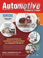 Automotive Products Finder