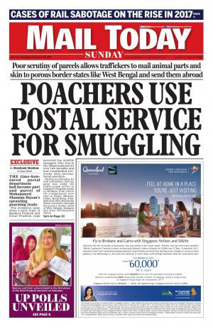Mail Today Issue February 12, 2017