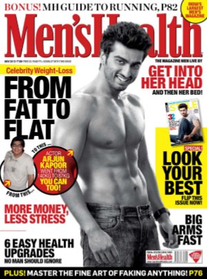 Men's Health-May 2013 - Read on ipad, iphone, smart phone and tablets.