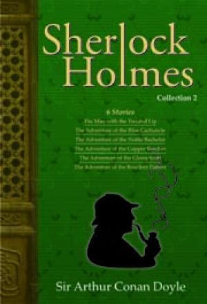 Sherlock Holmes-2