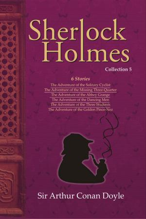 Sherlock Holmes -5 - Read on ipad, iphone, smart phone and tablets.