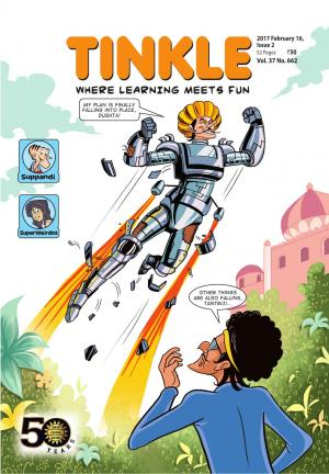 TINKLE FEBRUARY 2017  ISSUE 2