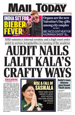 Mail Today Issue January 15, 2017