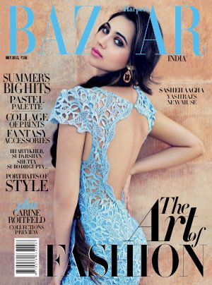 Harper's Bazaar-May 2013 - Read on ipad, iphone, smart phone and tablets.