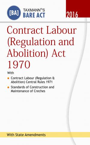 Contract Labour (Regulation and Abolition) Act 1970