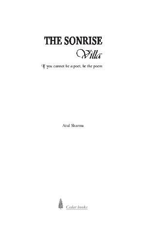 THE SONRISE VILLA - Read on ipad, iphone, smart phone and tablets