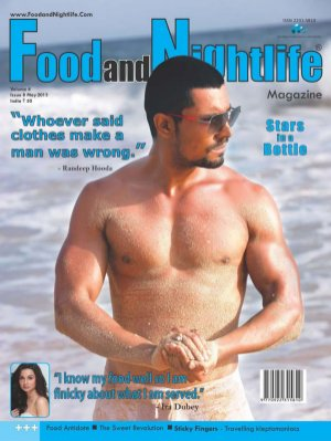 Food and Nightlife Magazine May 2013