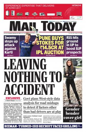 Mail Today Issue February 21, 2017