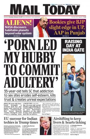 Mail Today Issue February 23, 2017