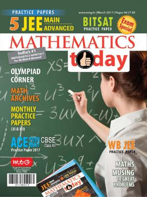 Mathematics Today- March 2017 - Read on ipad, iphone, smart phone and tablets.