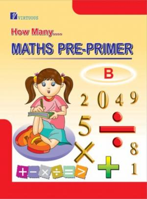 How Many… Maths Pre-Primer    B