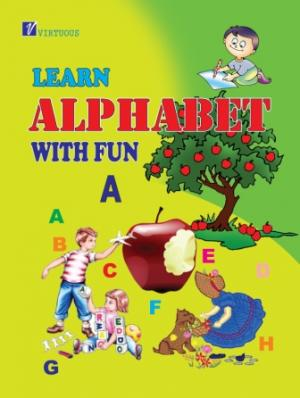 Learn Alphabet with Fun  A - Read on ipad, iphone, smart phone and tablets