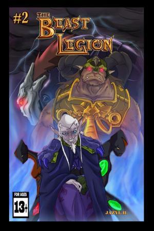 Beast Legion #2 - Read on ipad, iphone, smart phone and tablets.
