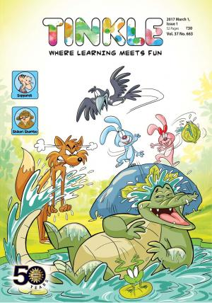 Tinkle March 2017 Issue 1