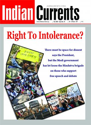 Right To Intolerance?