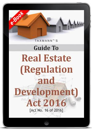 GUIDE TO REAL ESTATE ( REGULATION AND DEVELOPMENT) ACT 2016