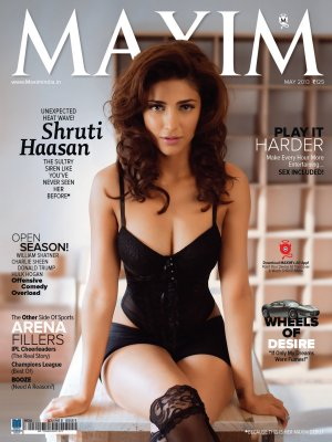 Maxim India, May 2013 - Read on ipad, iphone, smart phone and tablets.
