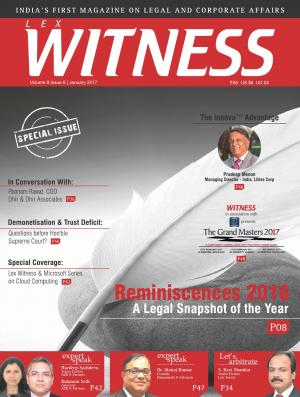 Lex Witness January 2017