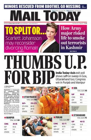 Mail Today Issue March 10, 2017