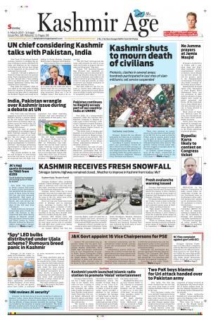 Kashmir Age