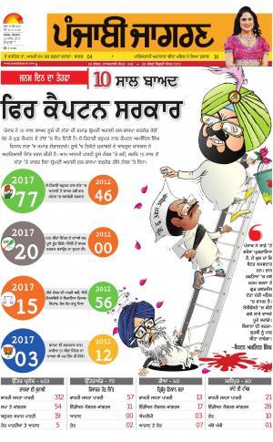 Hoshiarpur : Punjabi jagran News : 12th March 2017