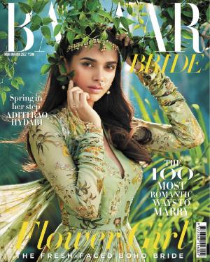 Harpers Bazaar Bride- March  2017
