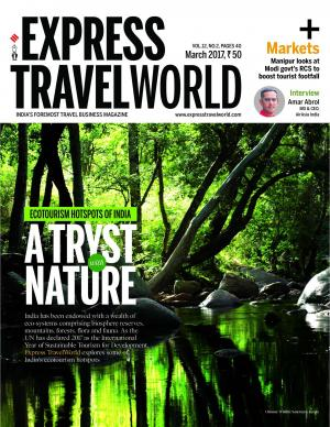 Express Travel March Issue