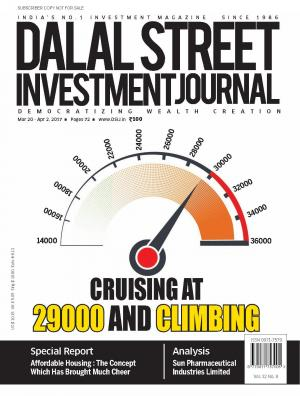 Dalal Street Investment Journal Vol 32 Issue no 08,March 20, 2017