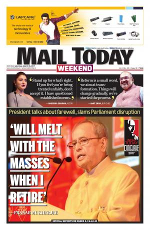 Mail Today Issue March 18, 2017