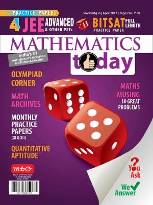 Mathematics Today- April 2017