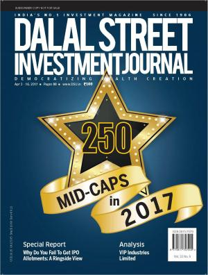 Dalal Street Investment Journal Vol 32 Issue no 09,April 02, 2017