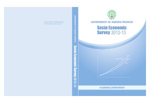 AP socio economic survey - Read on ipad, iphone, smart phone and tablets
