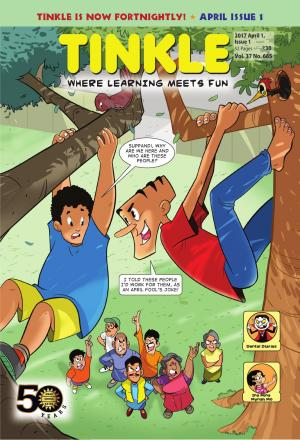 TINKLE APRIL 2017  ISSUE 1