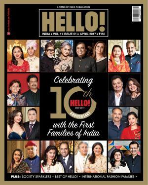 HELLO! INDIA APRIL 2017