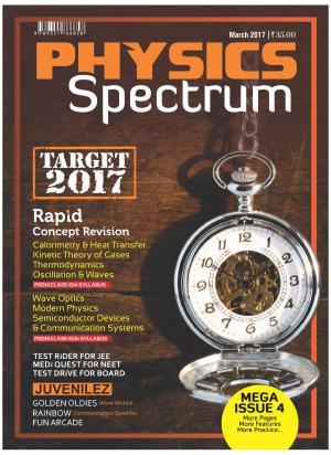 Spectrum Physics - March 2017